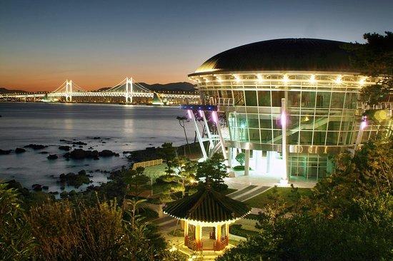 釜山朝鮮海濱酒店