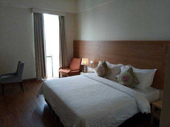 Swan Garden Hotel: IMG20180113145232_large.jpg