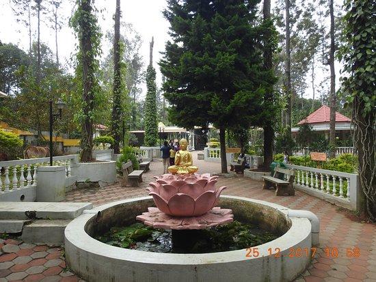 Sri Chakra Mahameru Temple