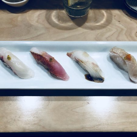 Culver City, Califórnia: Uzumaki Sushi