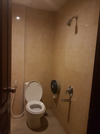 Parklane Hotel: Ensuite in some rooms (others have a bath)