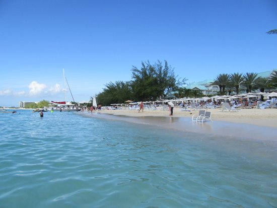The Westin Grand Cayman Seven Mile Beach Resort Spa In Front Of