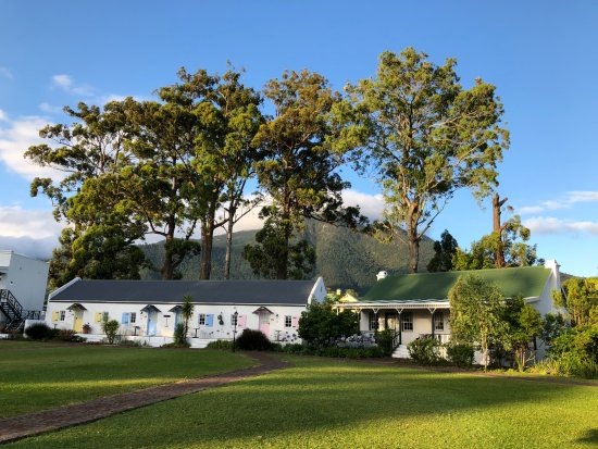 Storms River, Sudáfrica: Our rooms