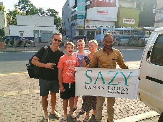 Sazy Lanka Tours
