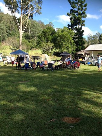 Dungog, Australia: One of the Camp sites
