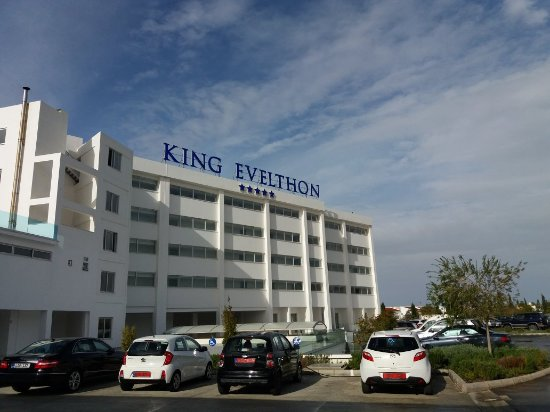 King Evelthon Beach Hotel Resort Bewertung Tripadvisor