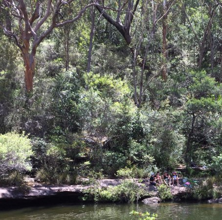 Royal National Park, Australien: Karloo pools