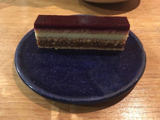 Oldstead, UK: Cake