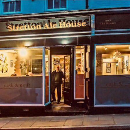 ‪‪Church Stretton‬, UK: Stretton Ale House‬