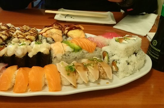 Mission Viejo, CA: All you can eat selection