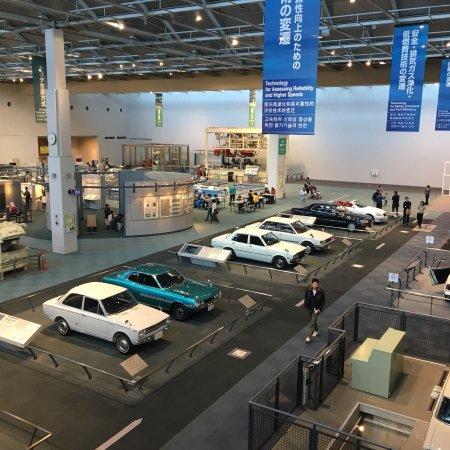 Toyota-museet for Industri og Teknologi: photo5.jpg