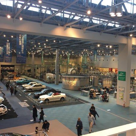 Toyota-museet for Industri og Teknologi: photo8.jpg