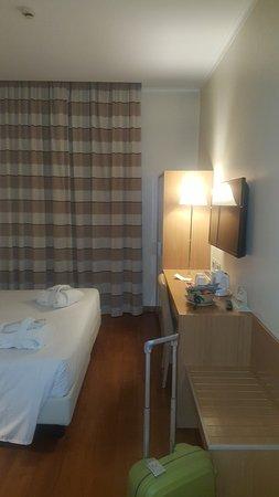 Canada Hotel: La mia stanza