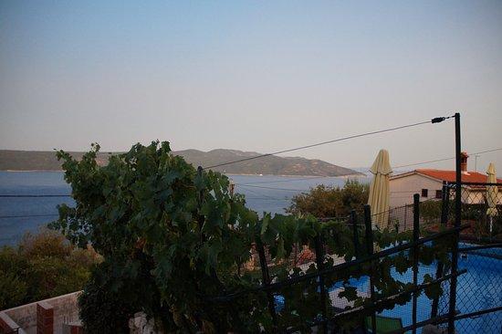 Brsec, Chorwacja: vista dalla camera