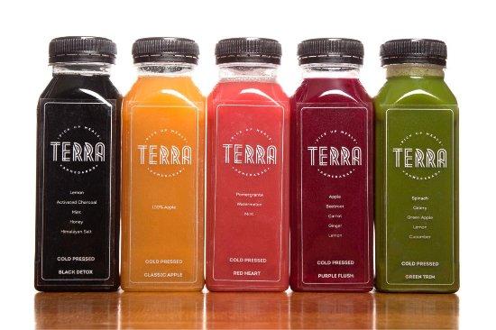 Cold Pressed Juice >> Cold Pressed Juices Picture Of Terra Ahmedabad Tripadvisor