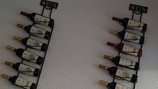 Birsfelden, Suíça: Il Vino