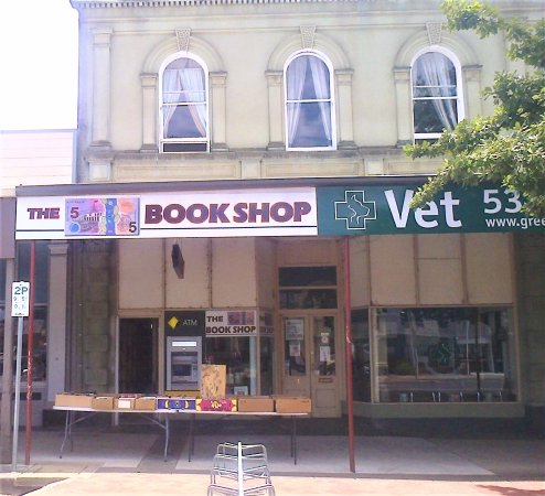 The $5.00 Book Shop