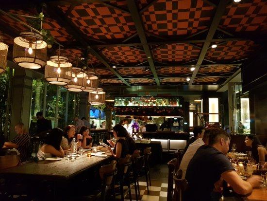 Bread Street Kitchen Singapore Review