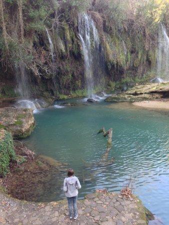 Kursunlu Waterfalls: Big waterfall
