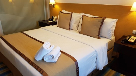 Luxent Hotel: Comfortable room