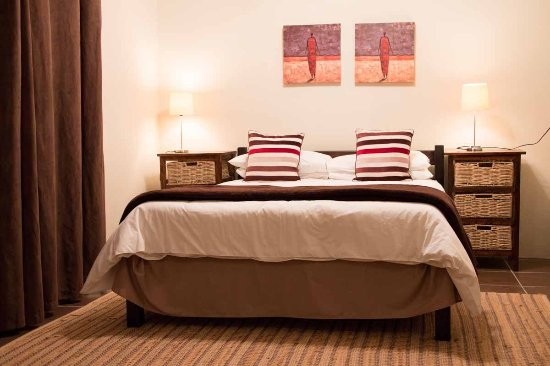Nanaga, South Africa: Bushbuck cottage double room