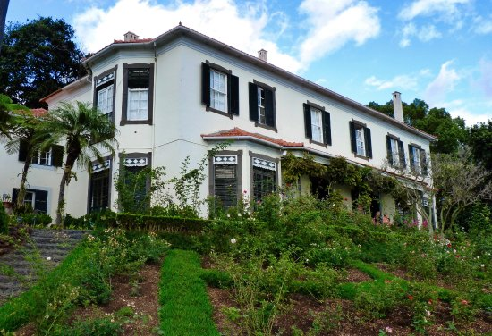 Madeira Botanical Garden: Botanical Gardens Museum Building