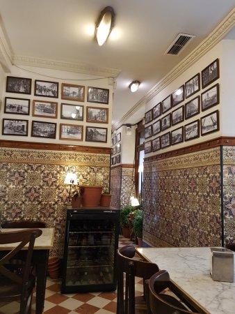 Bar Estrella : salle