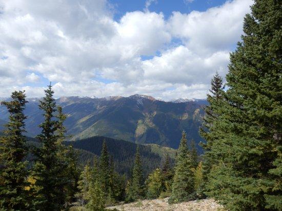 Silver Queen Gondola: Uitzicht vanaf de top