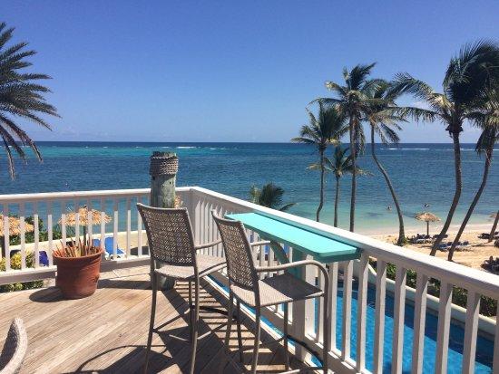 Mamora Bay, Antigua: Coco restaurant