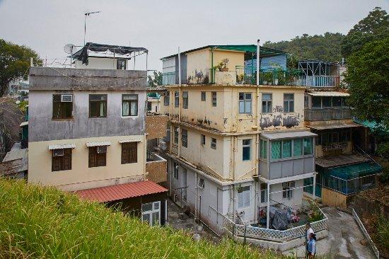Peng chau Island (Ping chau, Pingzhou)