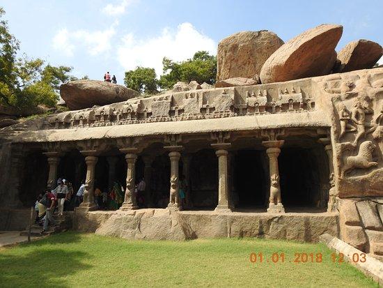 Pancha Pandava Cave