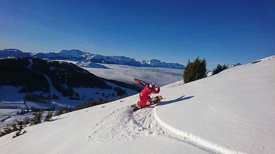Ecole du ski Français Ancelle