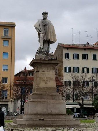 Monumento a Giuseppe Garibaldi