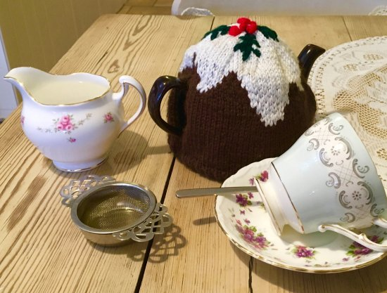 Tea in the Square, Angmering