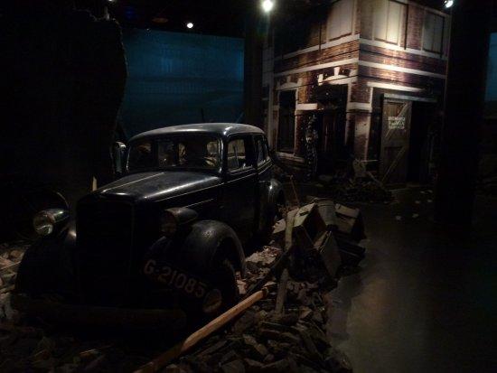 Airborne Museum Hartenstein: Lurid