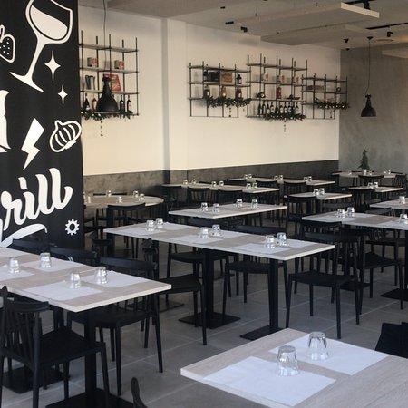 L 39 officina pizza al trancio con cucina cernusco sul naviglio ristorante recensioni numero di - Officina di cucina genova ...