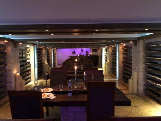 Μηλιού, Κύπρος: ресторан cava в отеле