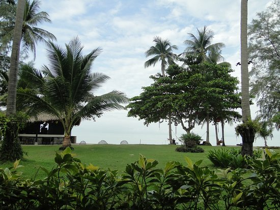 Viva Vacation Resort: View from our room of the ocean