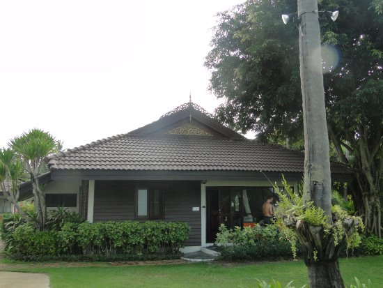 Lipa Noi, Thaïlande : View of our villa