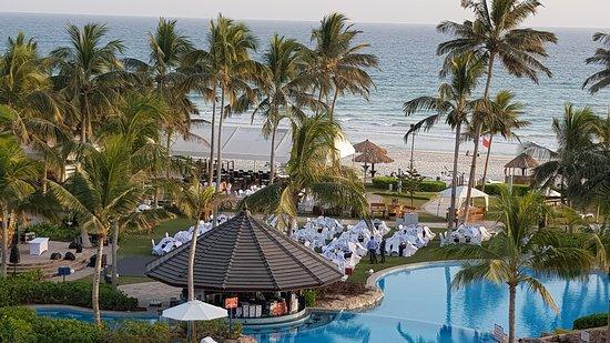 Crowne Plaza Resort Salalah : Vista dalla camera