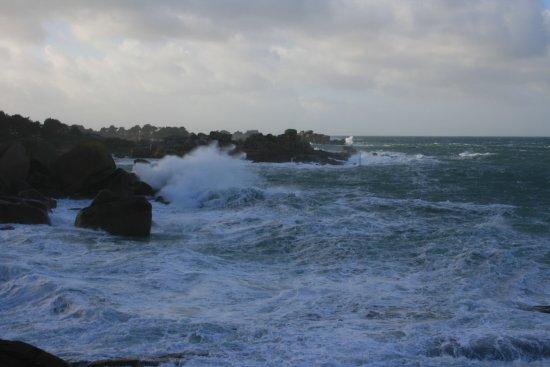 Cotes-d'Armor, France: Küste bei Ploumana'ch 02