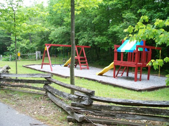 Candler, NC: Our play ground