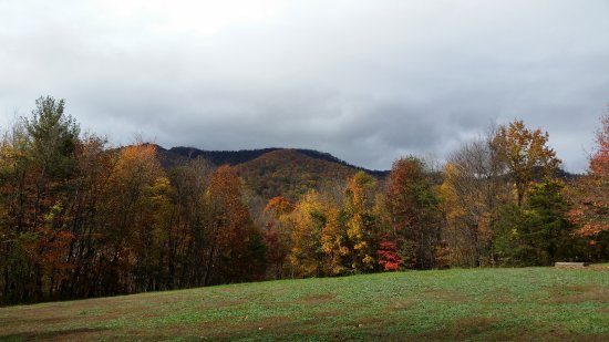 Candler, NC: Fall in the mountains!