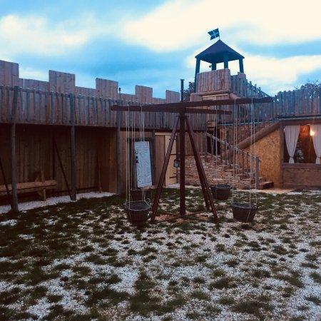 Svetvincenat, Kroatien: Winter Magic...