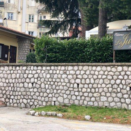 Ospedaletto d'Alpinolo, Italien: Osteria La Juta