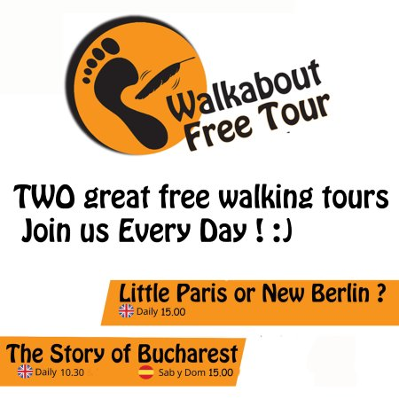‪Walkabout Free Tours‬
