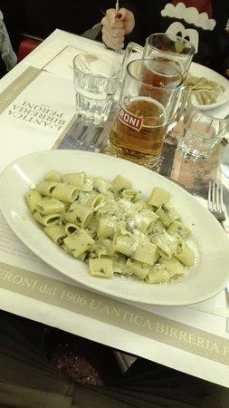 L'Antica Birreria Peroni : Pasta broccoli e salsiccia