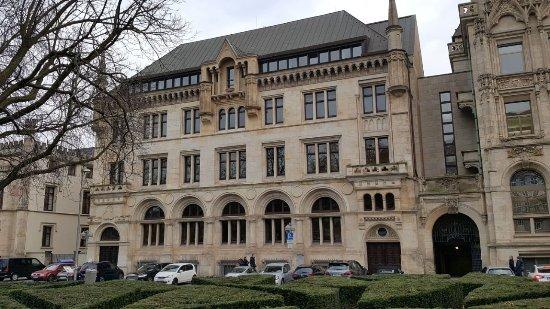 Concordia Gebäude