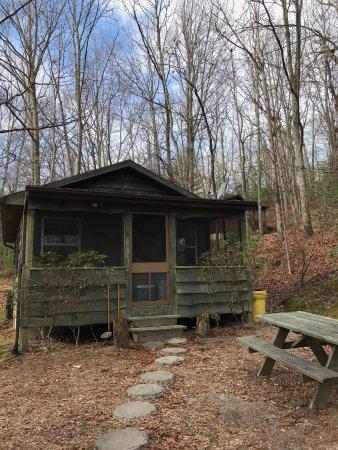 Ash Grove Mountain Cabins & Camping: Dogwood Den Cabin