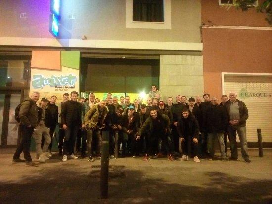 Amistat Beach Hostel Barcelona: IMG-20180114-WA0086_large.jpg